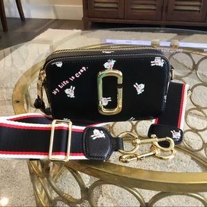 MAGDA ARCHER AND MARC JACOBS CAMERA BAG